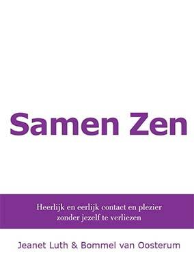 Afbeelding Boek Samen Zen